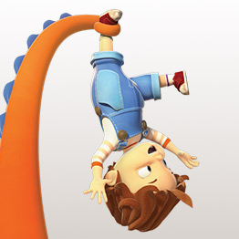 Boy And Dinosaur – Dangle